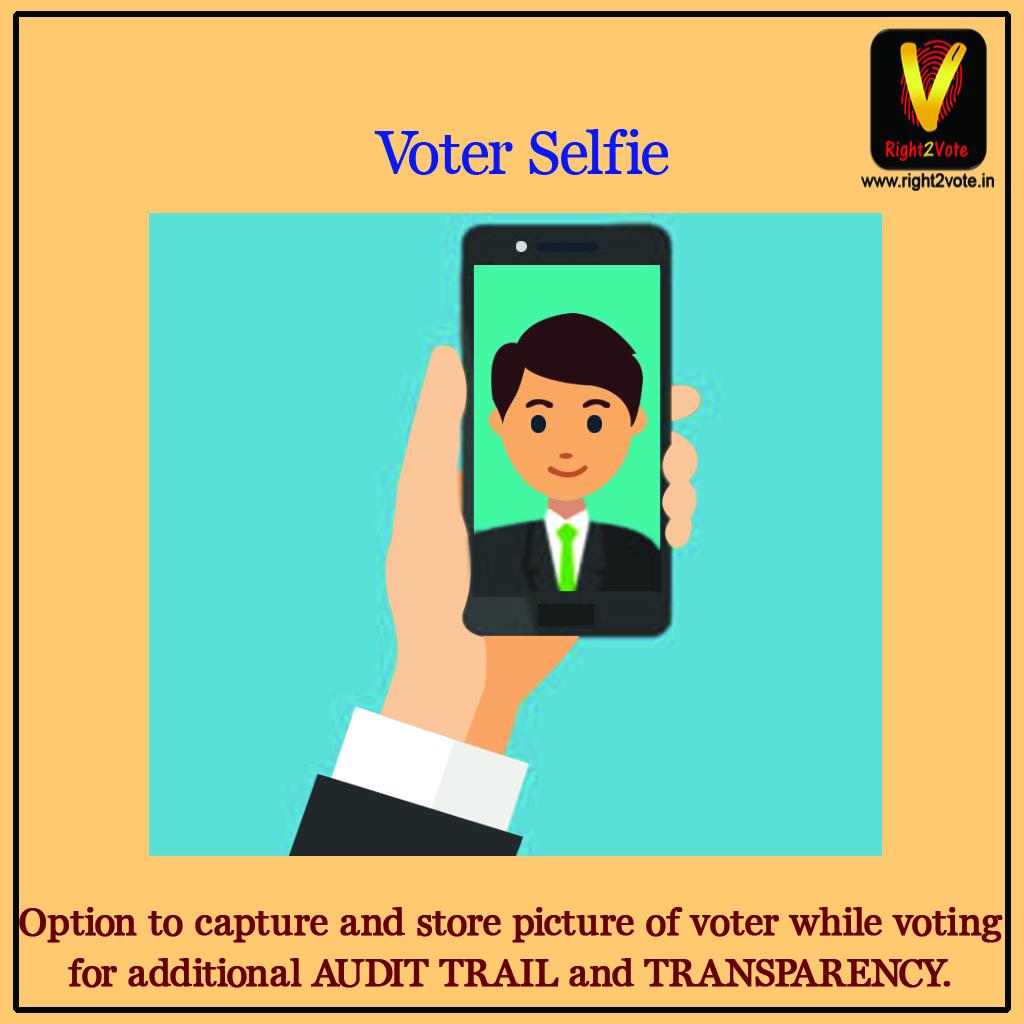 Voter Selfie